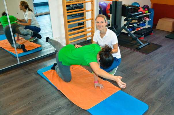 Aktive Physiotherapie